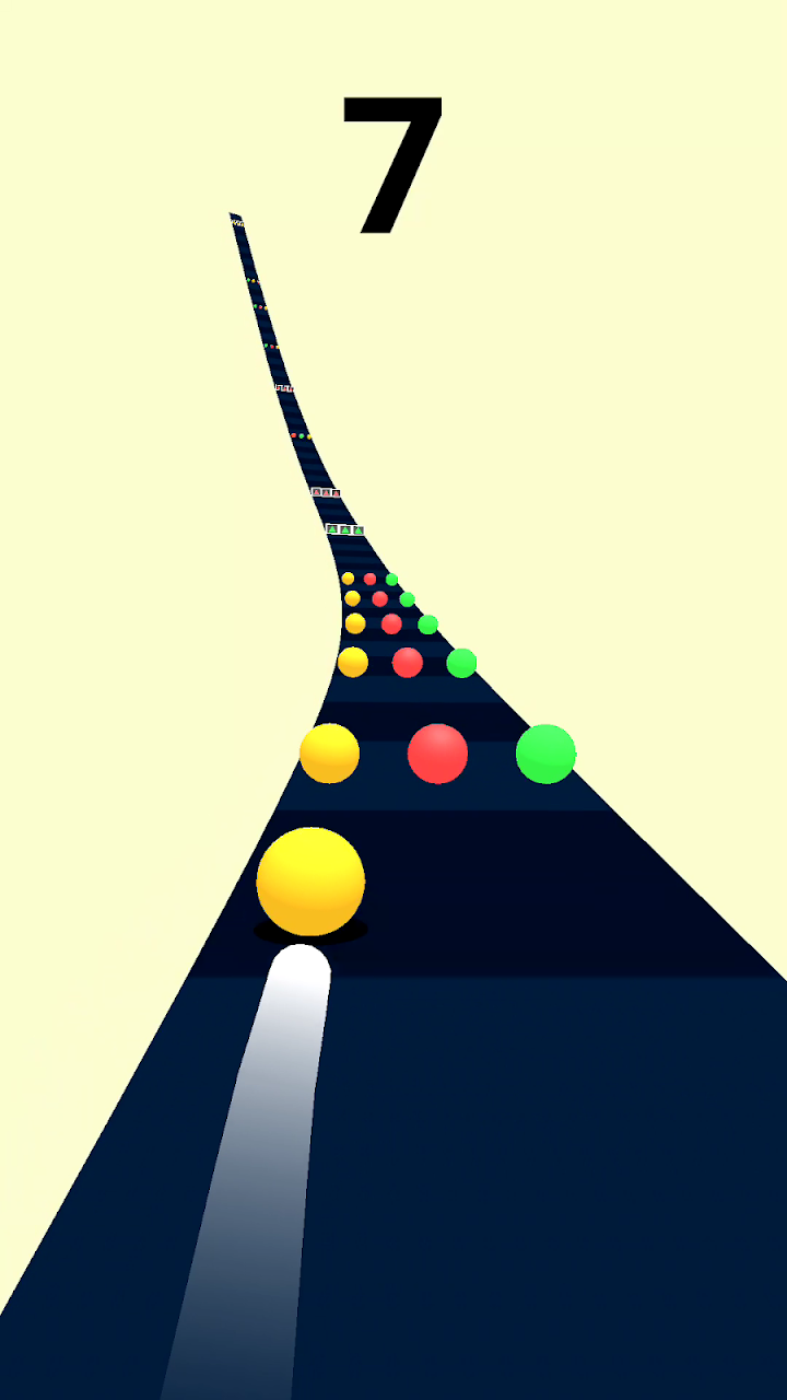 Color Road For PC (Windows / Mac) og Android - Gratis nedlasting